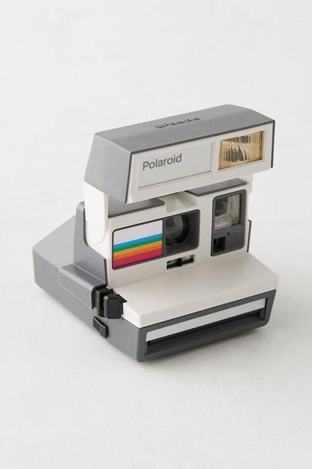 d3224f4a6f Polaroid Originals UO Exclusive Classic Rainbow 600 Instant Camera