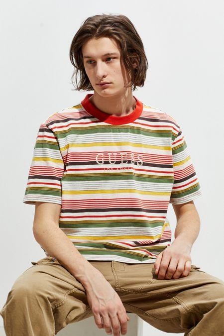 55273d5bd2ca GUESS Brighton Striped Tee