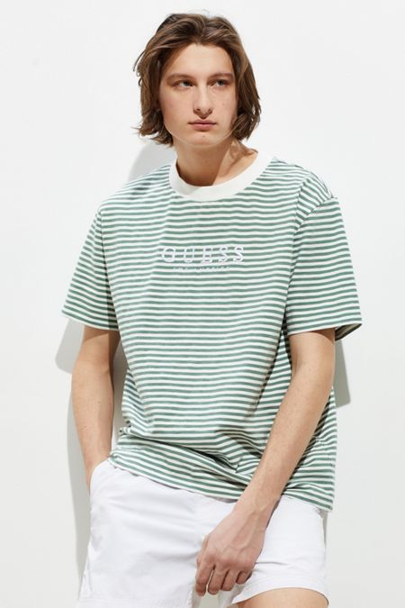 6cb9b35c52e GUESS Ivy Striped Tee