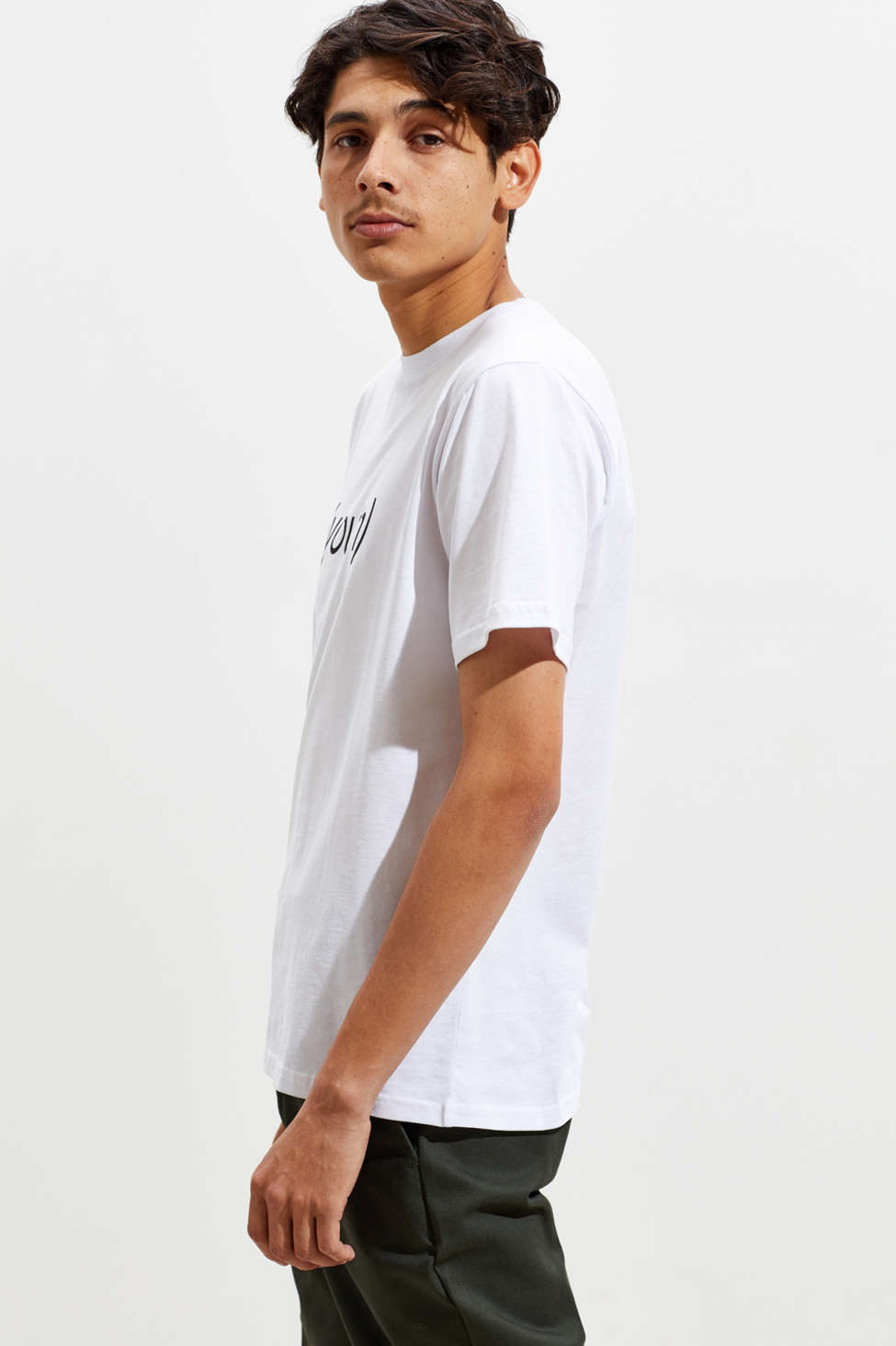 native youth bracket logo tee urban outfitters