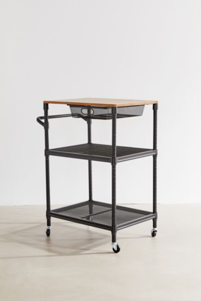 Rolling Kitchen Cart Urban Outfitters
