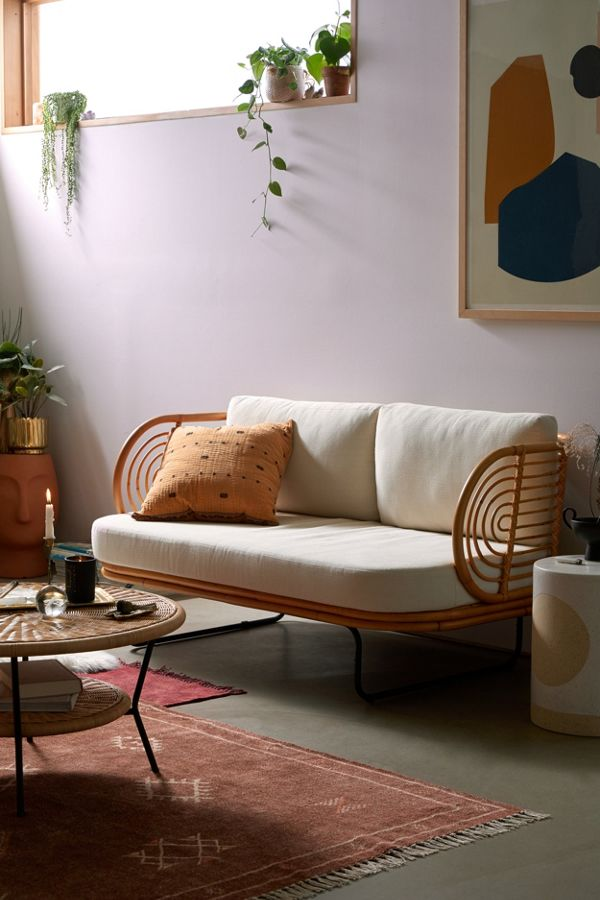 Slide View: 1: Mikko Settee Sofa