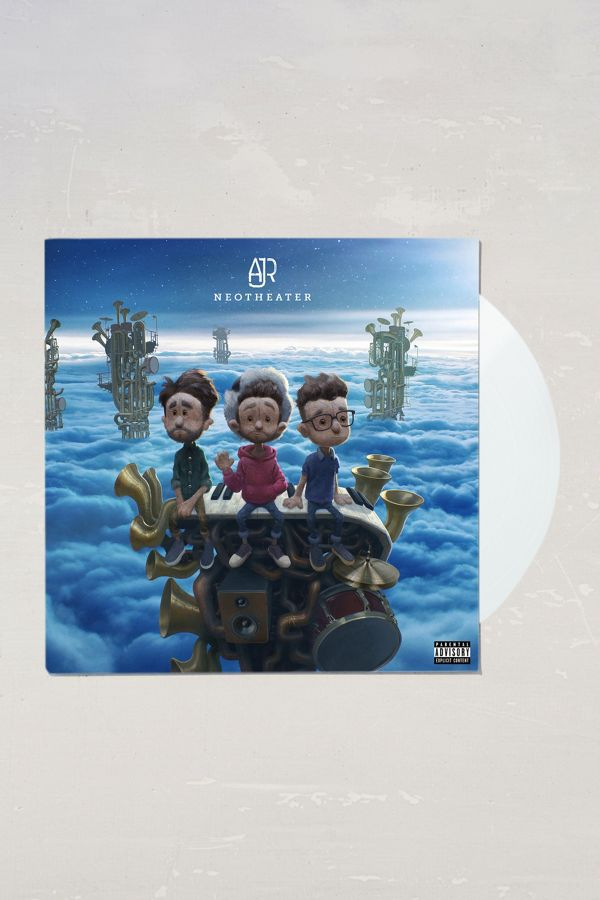 AJR - Neotheater Limited LP