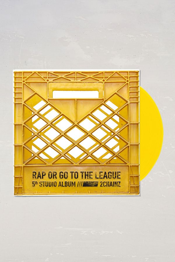 2 Chainz - Rap or Go to the League Limited 2XLP