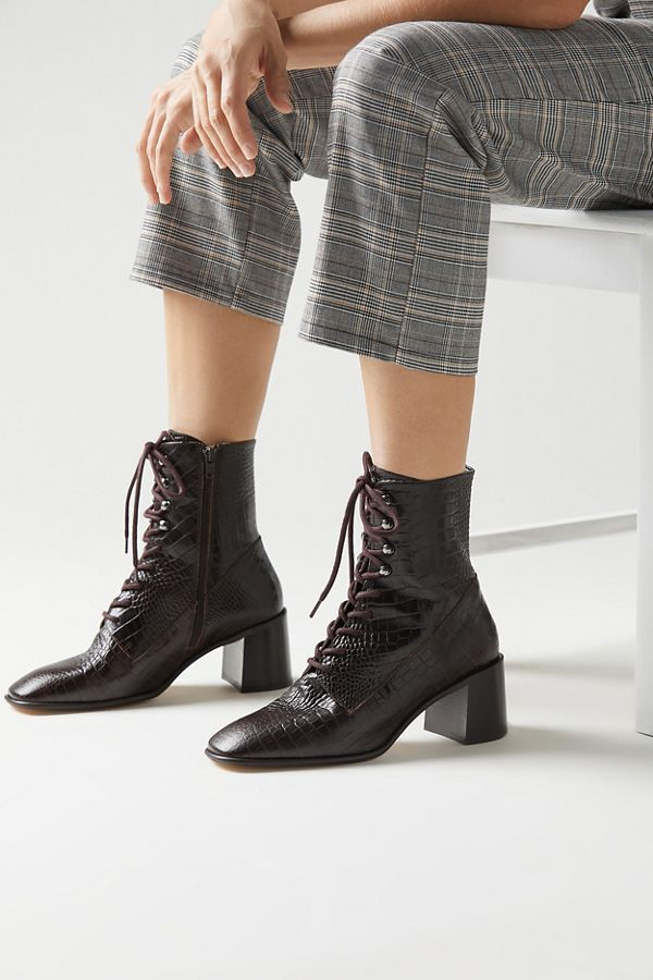 E8 By Miista Emma Lace-Up Boot | Urban Outfitters