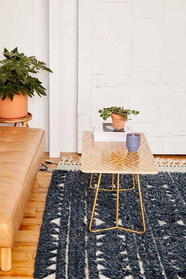 Iveta Abolina For Deny La Jardin Noir III Coffee Table   Urban ...