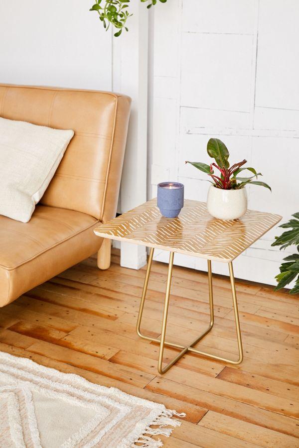 Iveta Abolina For Deny La Jardin III Side Table