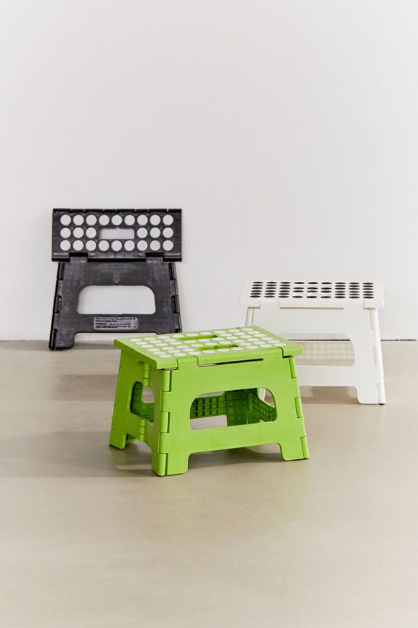 Amazing Shoptagr Folding Step Stool By Urban Outfitters Caraccident5 Cool Chair Designs And Ideas Caraccident5Info