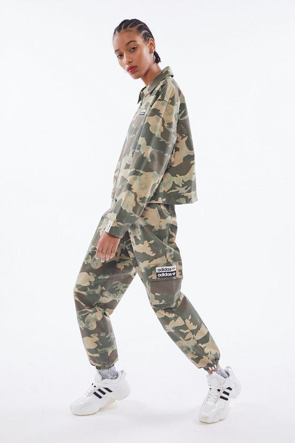 adidas pantalon cargo