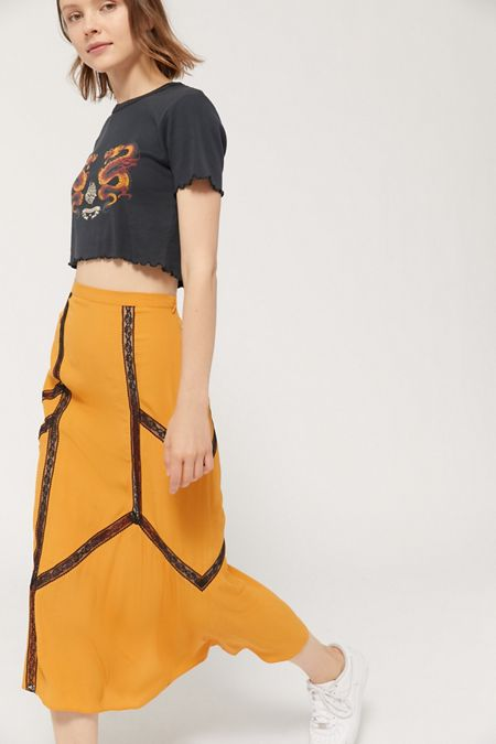 92703d2547c2 A-Line Skirts for Women: Boho, Vintage, Grunge + More | Urban Outfitters