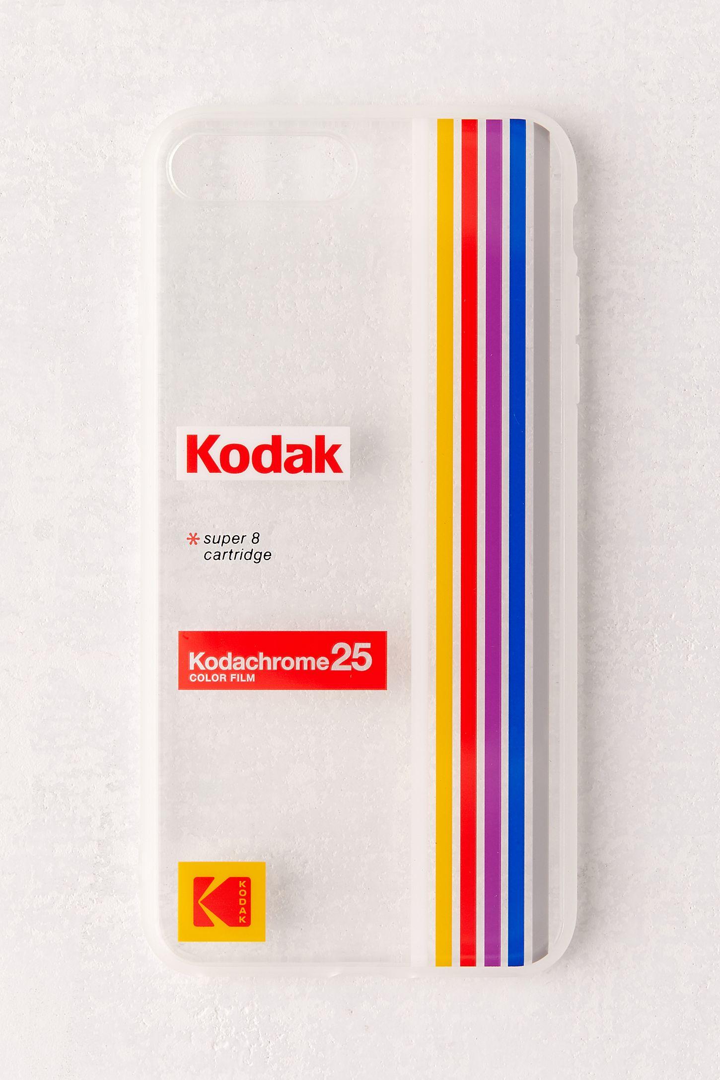 Case Mate X Kodak Striped Kodachrome Iphone Case
