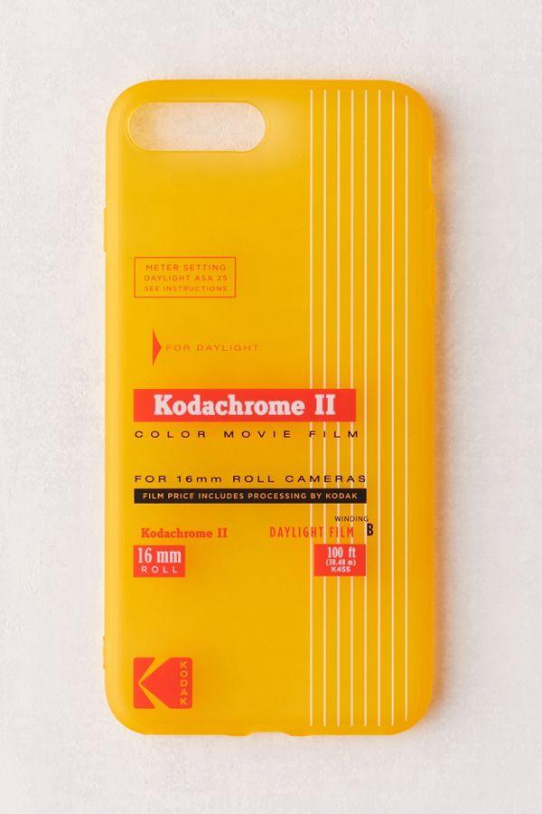 Case Mate X Kodak Vintage Kodachrome Ii Iphone Case