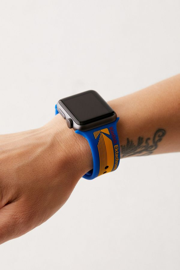 Case-Mate X Kodak Ektachrome Apple Watch Strap