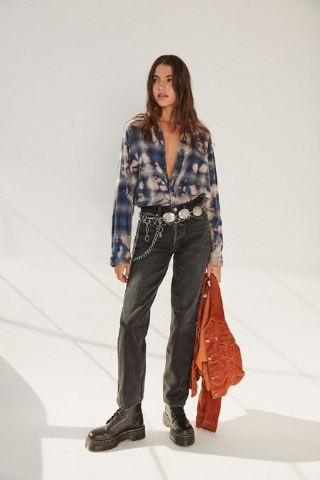 72c1eb141c Women's Jeans: Mom Fit, Ripped & High Waisted   Urban Outfitters