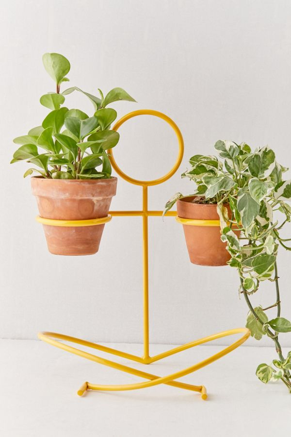 Slide View: 1: Lotus Planter Holder