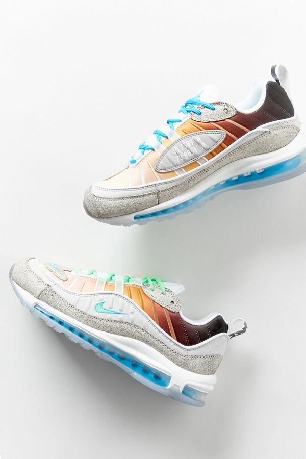 8aa4992bea Nike Air Max 98 On Air: La Mezcla Sneaker | Urban Outfitters