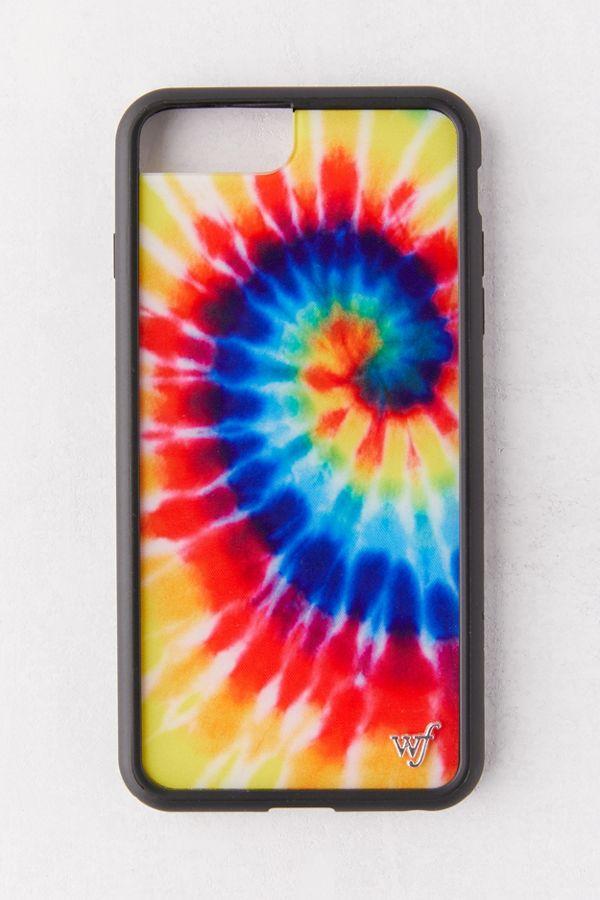 low priced f605f d107b Wildflower Tie-Dye iPhone Case
