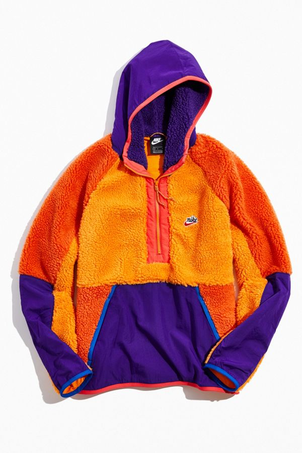 nike fleece sportswear