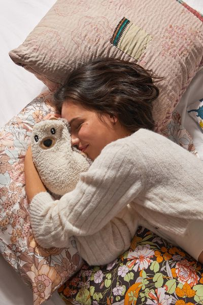 Huggable Hedgehog Cooling Heating Pad Urban Outfitters