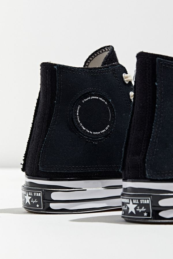 Converse X Joshua Vides Chuck 70 High Top Sneaker by Converse