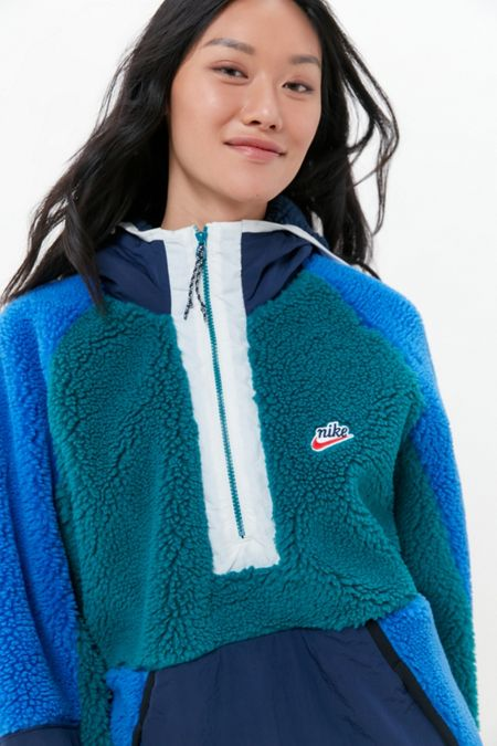 nike fleece fluffy
