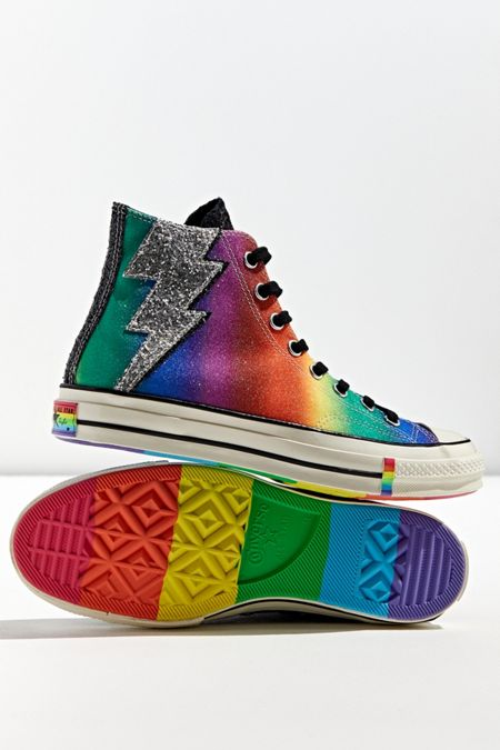 e9b8b36fb58 Converse Chuck 70 Pride High Top Sneaker · Quick Shop