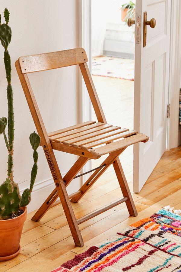 Urban Renewal Vintage Folding Chair