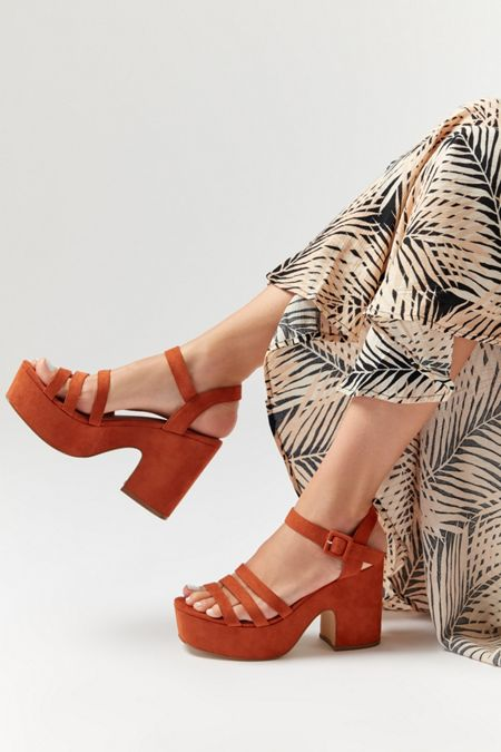 310eb54aab3 Women's Sandals + Wedges | Urban Outfitters