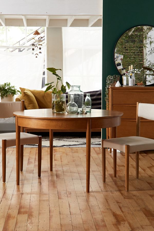 Huxley Round Storage Dining Table by Urban Outfitters