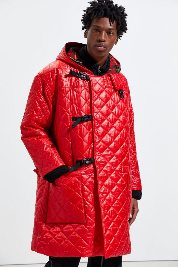 Monitaly Quilted Duffle Coat