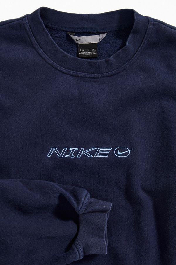 sweat shirt nike vintage
