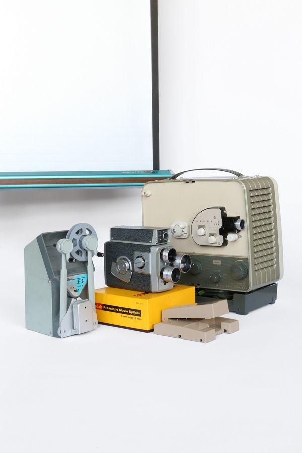 Acme Camera Co. Vintage Kodak Scopemeter 8mm Filmmaker's Set by Acme Camera Co.