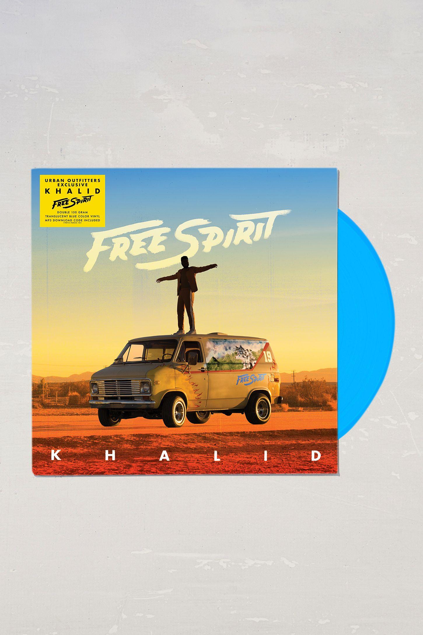 Khalid - Free Spirit Limited 2XLP