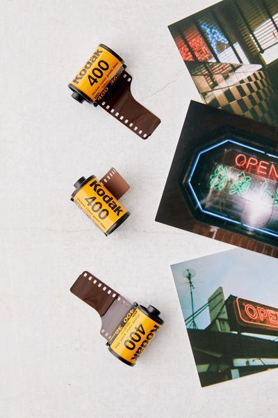 Kodak UltraMax 400 35mm Film 3-Pack #1