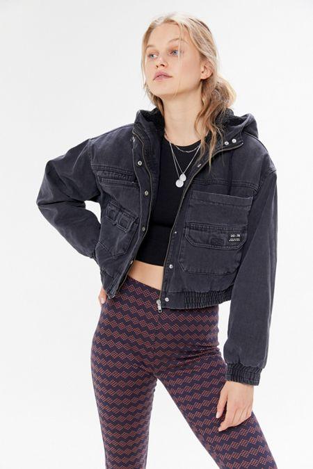 51ca33080 Women's Denim, Utility, + Trucker Jackets | Urban Outfitters