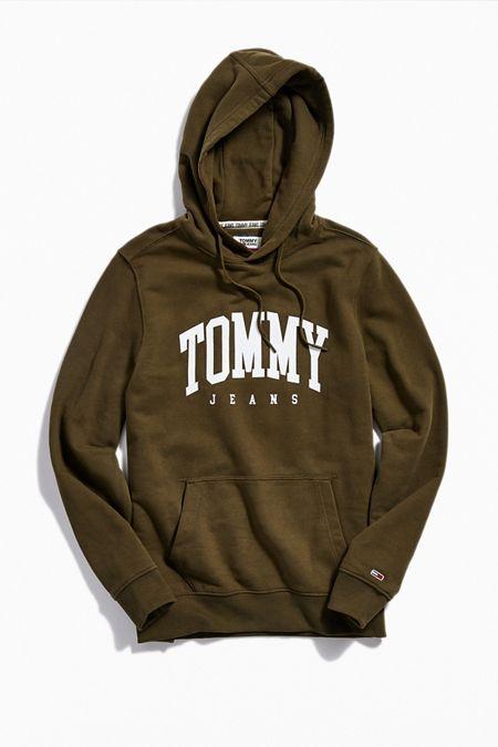 28fdfc92 Tommy Jeans Essential Hoodie Sweatshirt · Quick Shop
