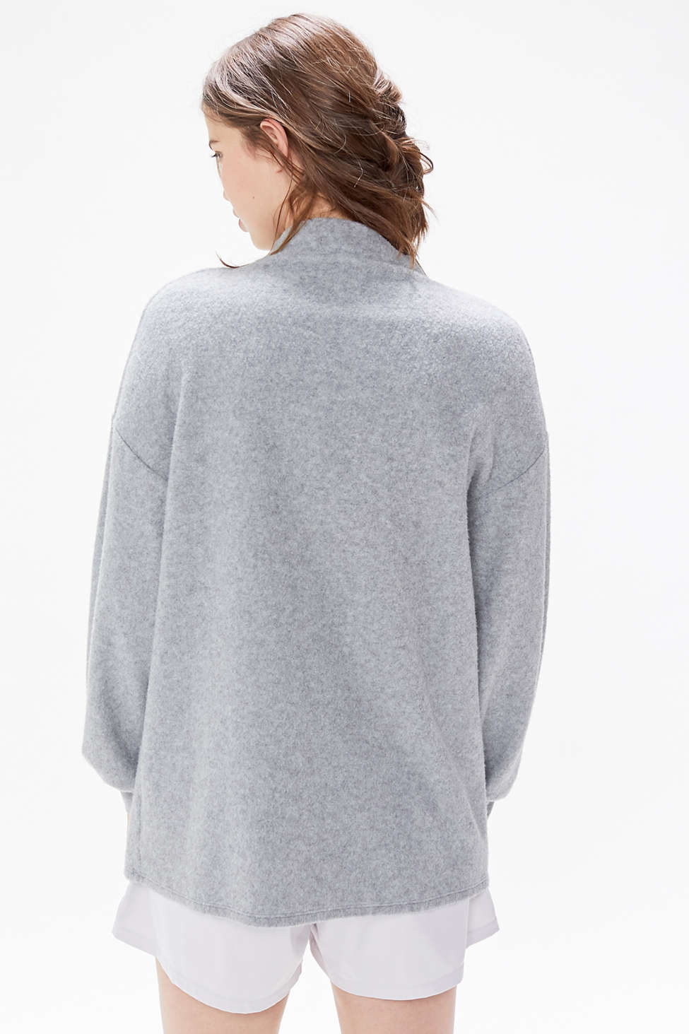 Project Social T Oversized Funnel Neck Sweater by Project Social T