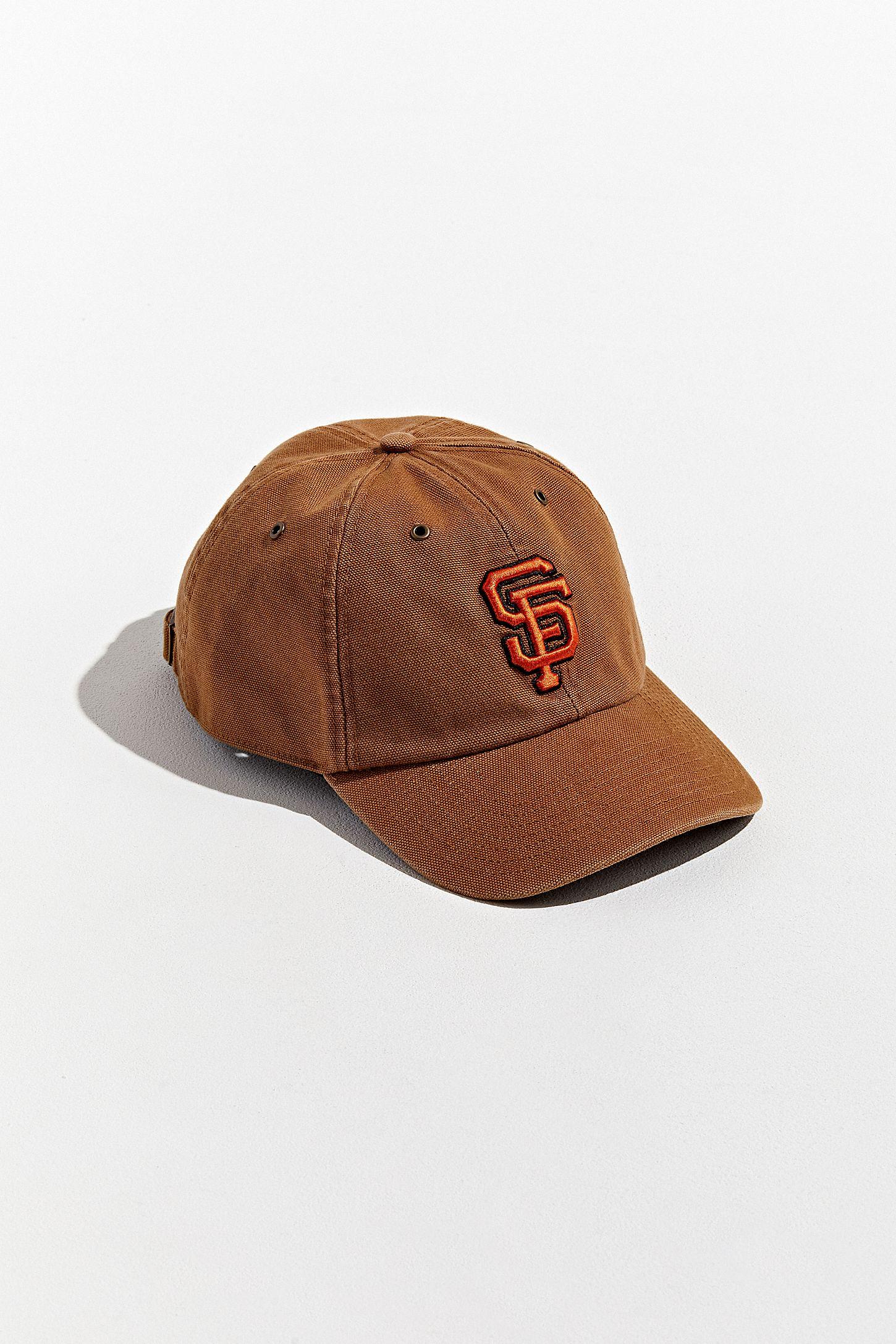 best service ccf30 a098a '47 X Carhartt San Francisco Giants Baseball Hat