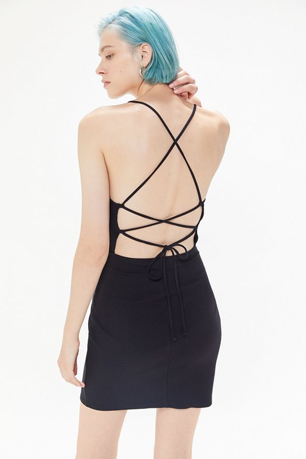 Strappy Dress For Fall