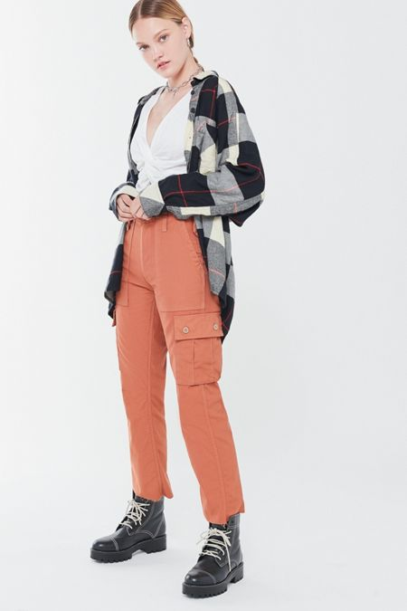 27d6fd60 Urban Renewal Recycled Overdyed Cropped Surplus Pant