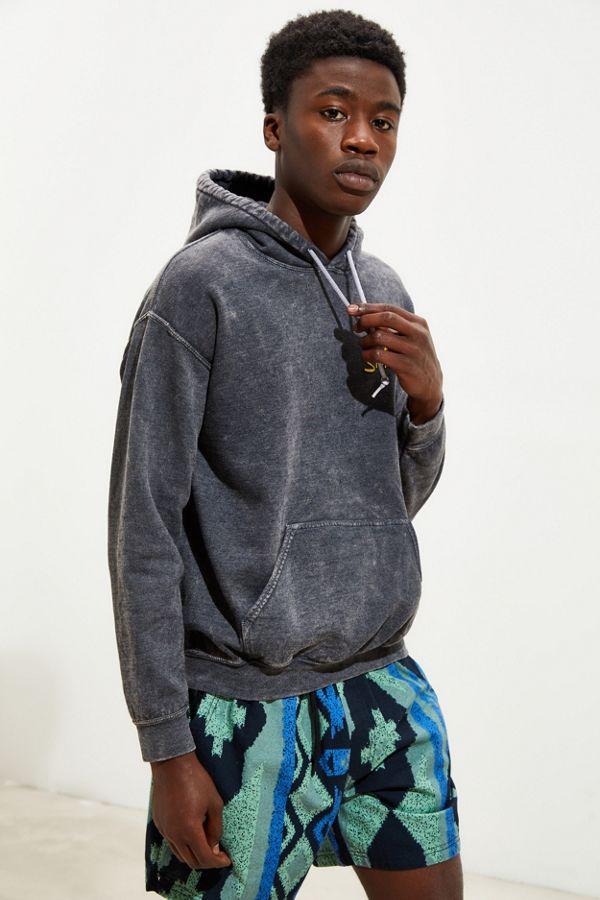 The Simpsons Lisa Loser Pigment Dye Hoodie Sweatshirt