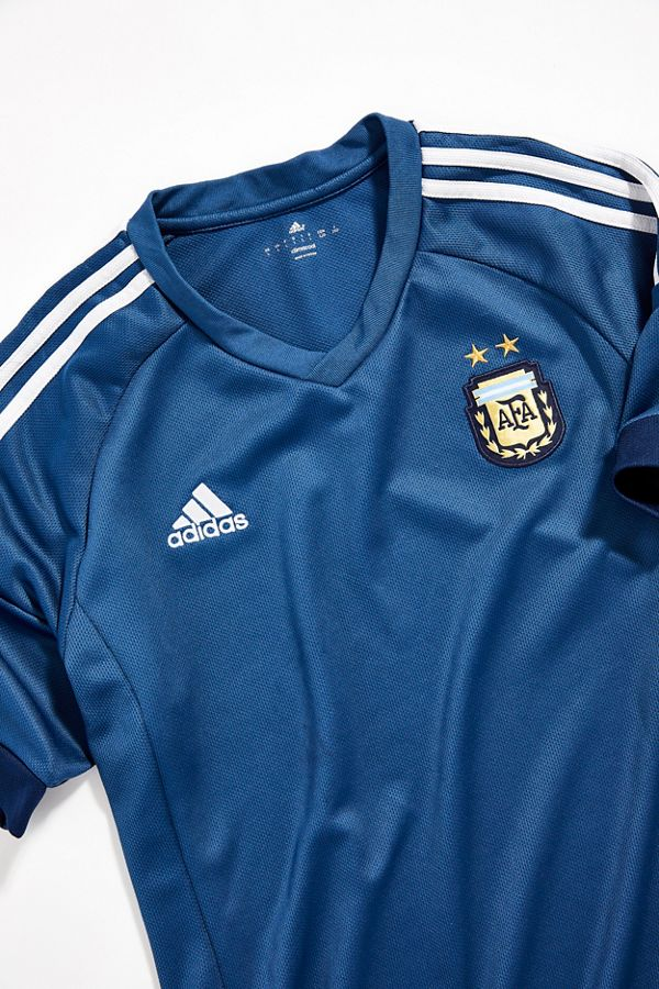 new products 4d781 4fd41 Vintage Argentina National Team Soccer Jersey