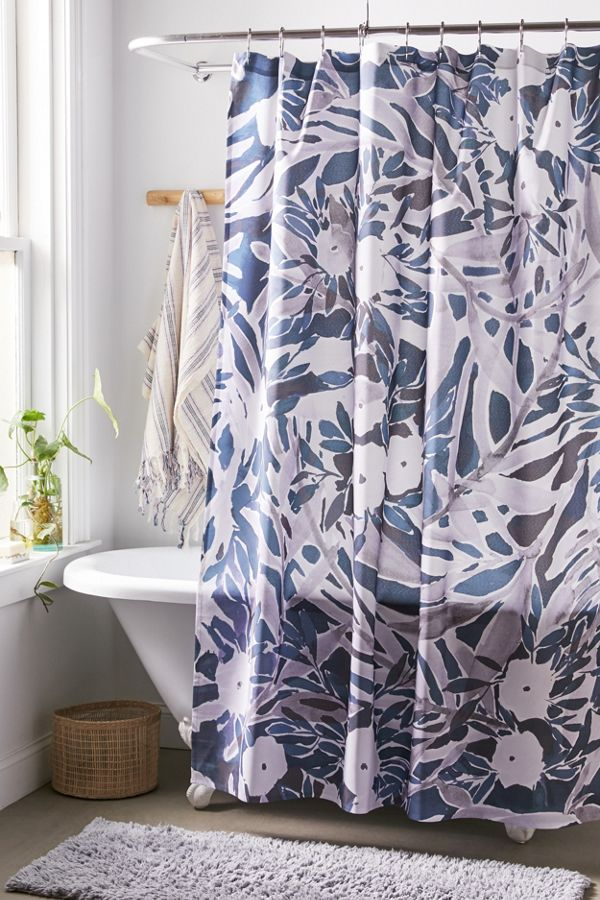 Slide View: 1: Jacqueline Maldonado For Deny Tropical Daydream Shower Curtain