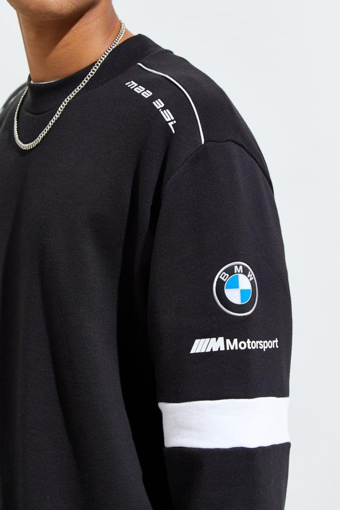 Puma X BMW M Motorsport Crew Neck Sweatshirt