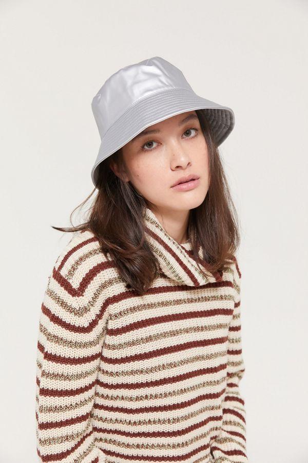 c578b98fb UO Patent Bucket Hat