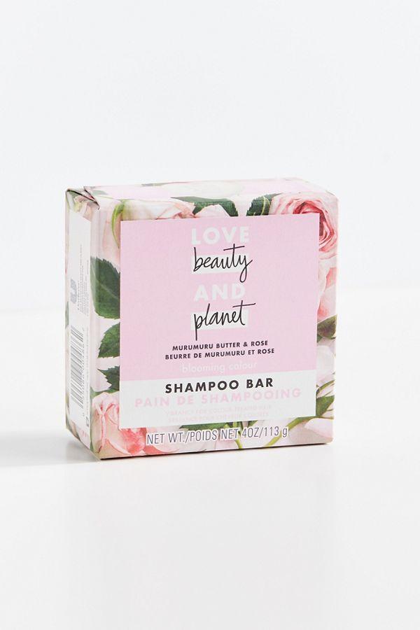 Kết quả hình ảnh cho Love Beauty and Planet Murumuru Shampoo Bar