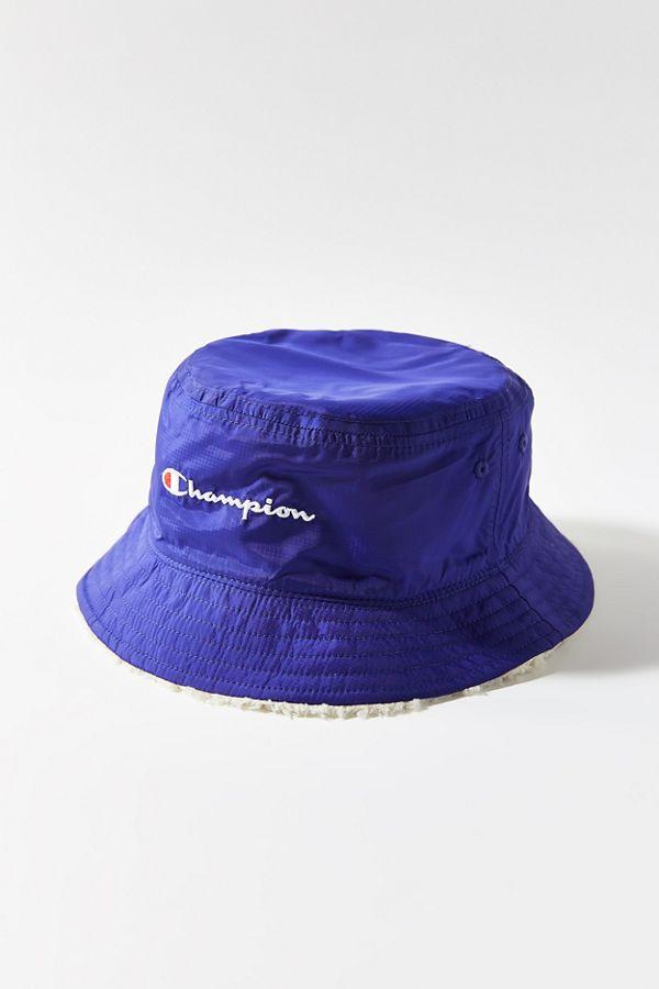 stabilna jakość oficjalny sklep zamówienie Champion UO Exclusive Reversible Bucket Hat