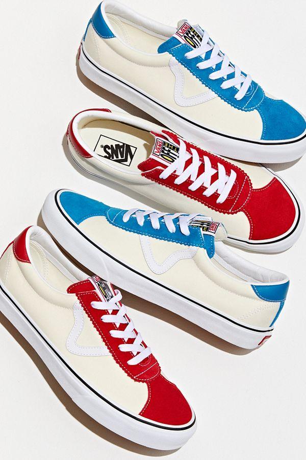 Vans Sport Suede Sneaker by Vans