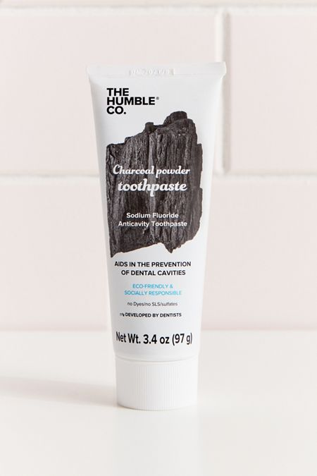 The Humble Co. Charcoal Toothpaste