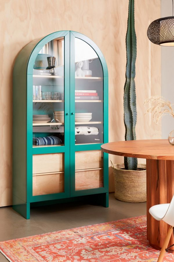 Slide View: 1: Mason Storage Cabinet